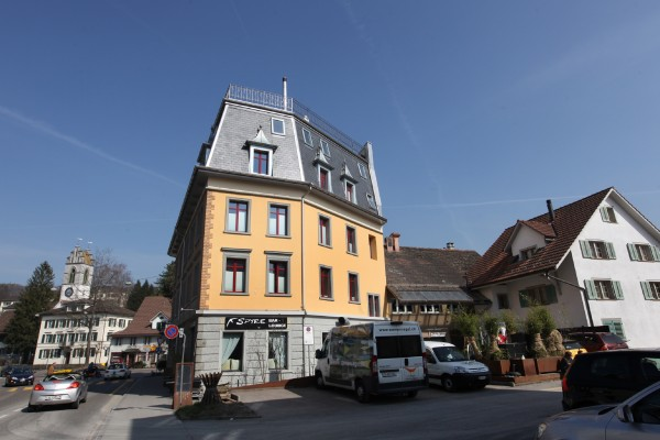 Sanierung Zürichstrasse 78