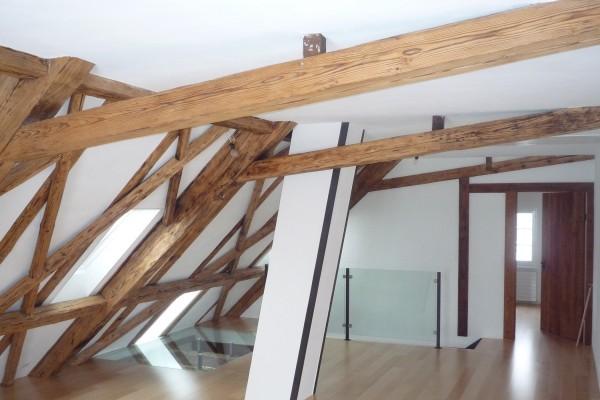 Umbau Hausteil Ismatt