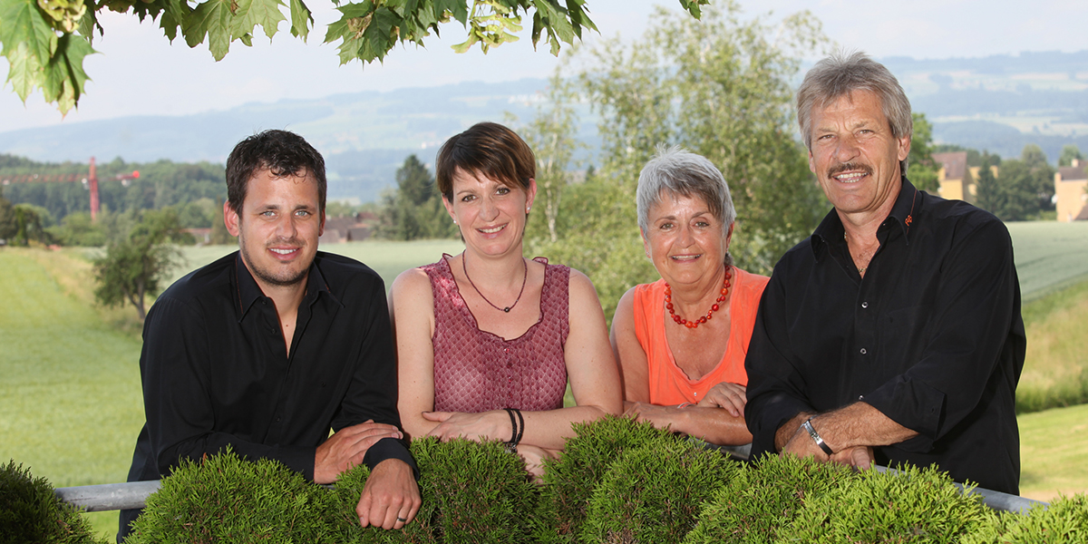 Familie Bischofberger